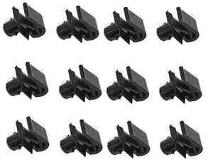 Mercedes OEM Set of 10 Bumper Grille Fastener Clip 0029885181
