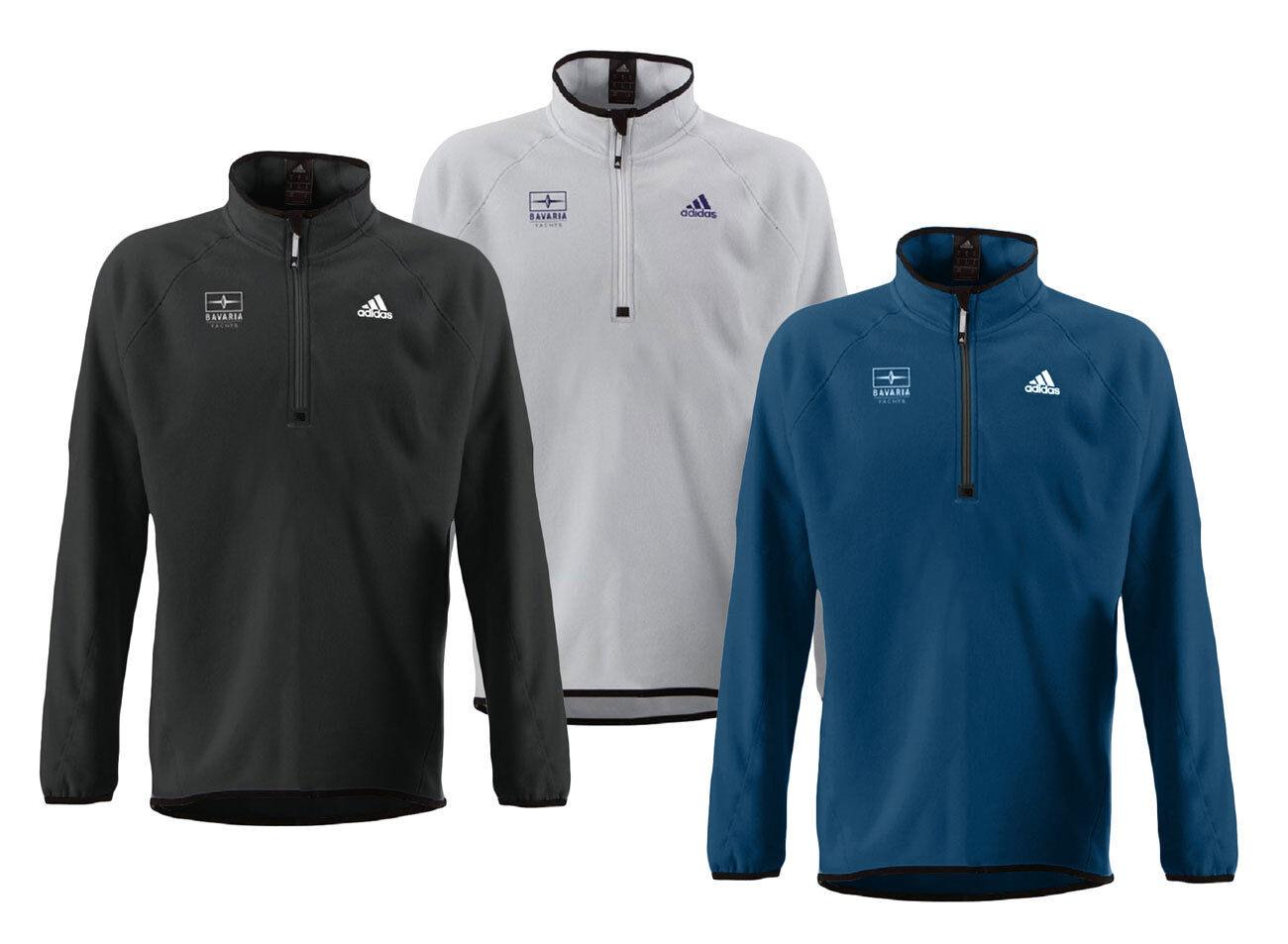 Adidas Sailing Men's Microfleece Function Shirt Sail Shirt Sportshirt Outdoor