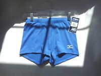 Mizuno Women's Low Rider Volleyball Shorts Cvh16 Polyester Spandex W/ Tags