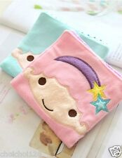 Little Twin Stars Plush Bow Sanitary Napkins Pads Carrying Easy Bag TS29