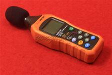 Lcd Digital Audio Decibel Sound Noise Level Meter Monitor Ms6708 30 130db 3n91
