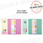 miniature 1 - BT21 Baby Sticky Memo Pad School Stationery Official K-POP Authentic Goods