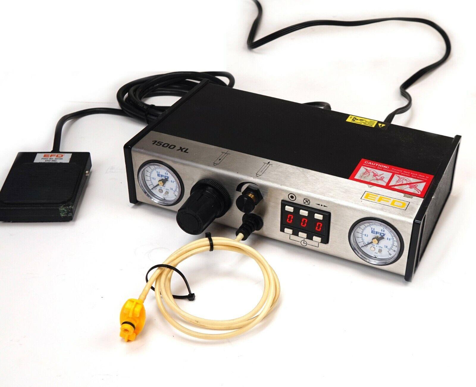 EFD 1500XL FLuid Dispenser