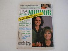 Valerie Harper, Ed Asner, Mary Tyler Moore  -TV Radio Mirror Magazine 1974