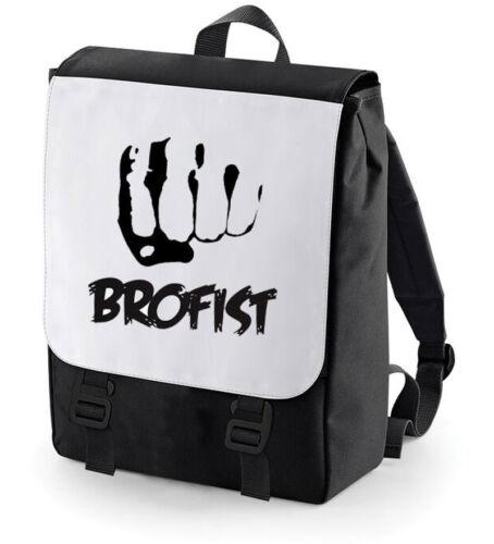 BAGBASE PEWDIEPIE BACK TO SCHOOL BAG BROFIST BACKPACK BROTHERHOOD