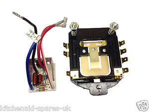 Details Zu Kitchenaid Mixer 5qt And Artisan Speed Control Plate Phase Board Repair Parts