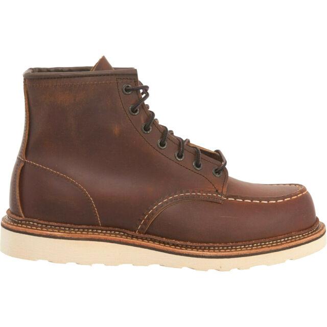 11 D Red Wing Shoes 1907 Classic Moc men's 6