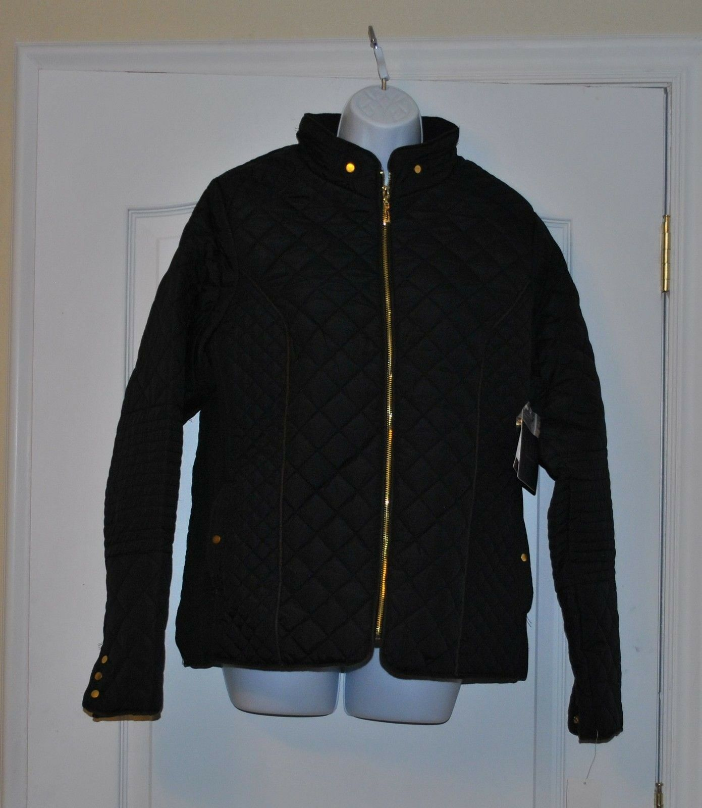 NWT WOMAN'S JUNIOR YMI COAT SIZE L