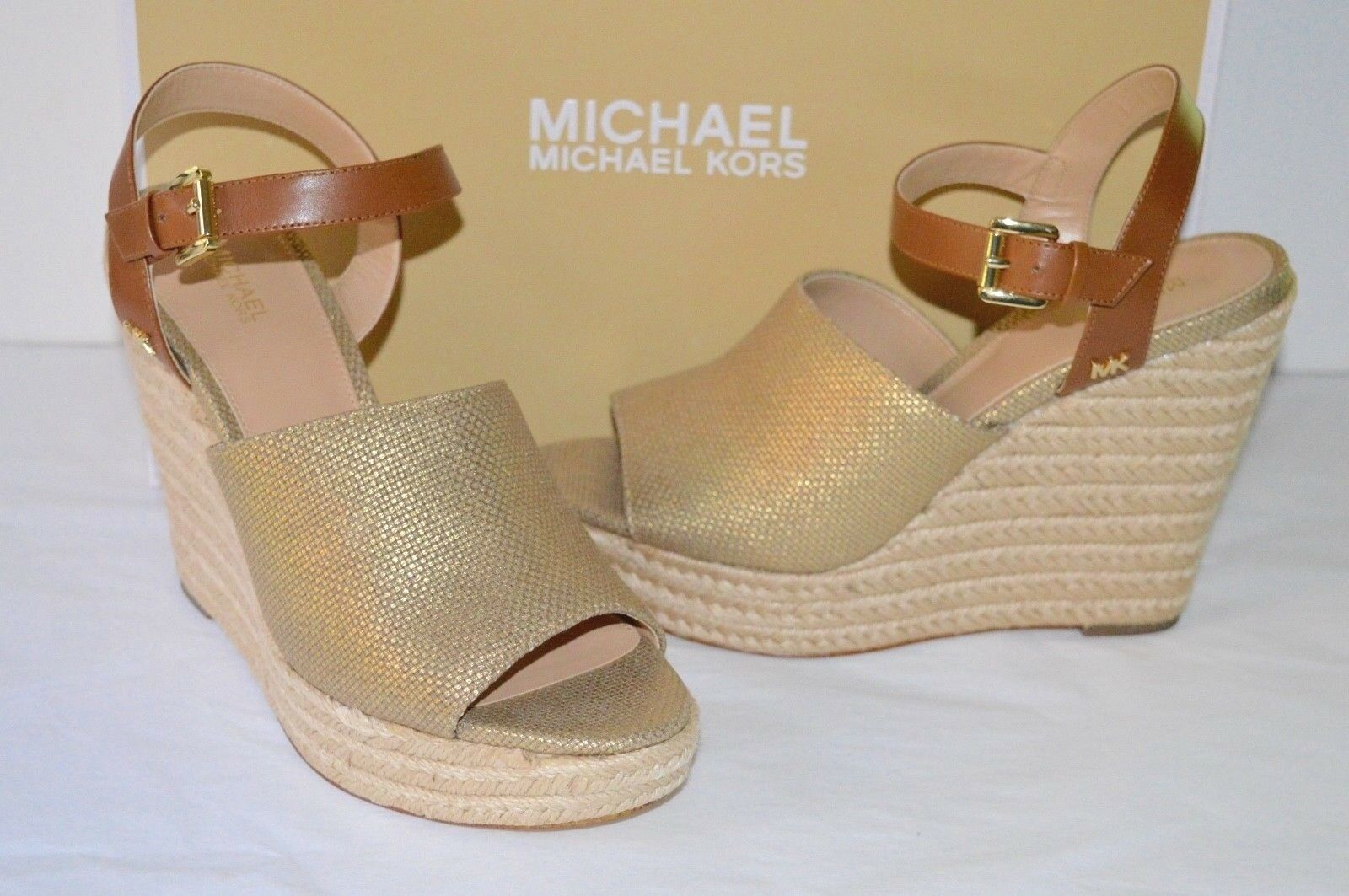 New $150 Michael Kors Penelope Wedge