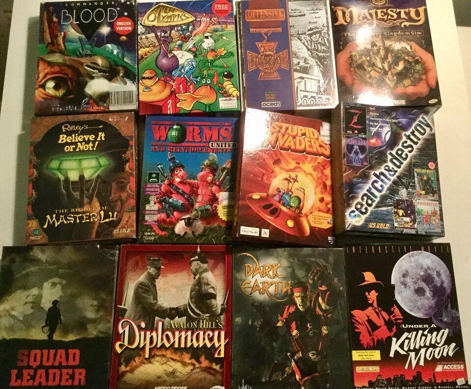 PC- spil, del 2, anden genre