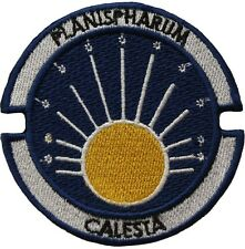 Alpha Moonbase Space: 1999 Planispharum Calesta Embroidered Patch Badge 7.5cm