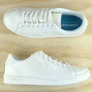 0771741c969e Image is loading Converse-All-Court-Ox-Triple-White-Patent-Leather-