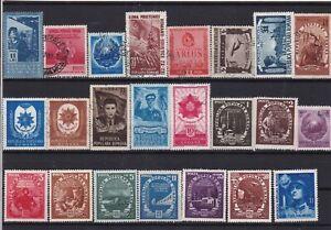 Romania Stamps Ref 14230
