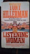 Joe Leaphorn and Jim Chee Novel: Listening Woman by Tony Hillerman (1990, Paperback)