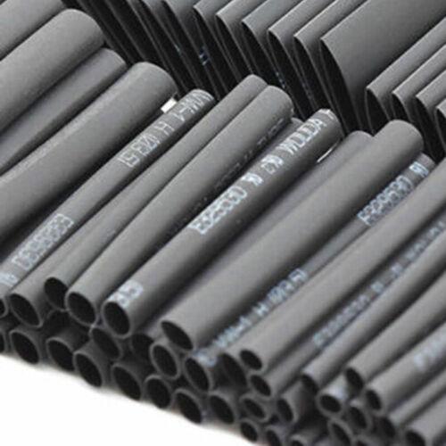 Schwarz Schrumpfschlauch Reparaturwerkzeuge Ersatz Sortiment Langlebig