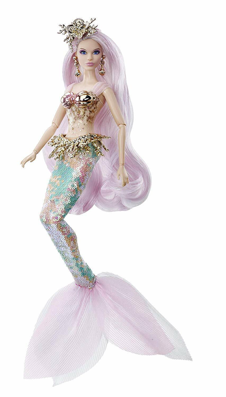 Barbie Mermaid Enchantress Doll Mythical Muse fantasy series