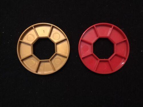 2 Disques /& Boucle de ceinture Power Rangers Super Samurai morpher boite
