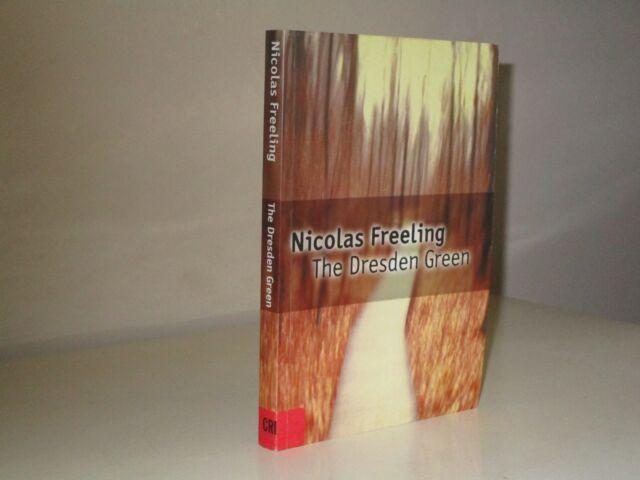 """The Dresden Green"", Nicolas Freeling, paperback  2001"