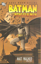 Batman & The Monster Men  SC TPB  NEW OOP   Matt Wagner