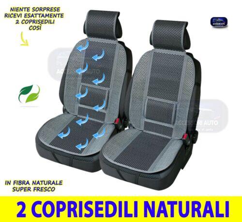 Coprisedili Bmw Serie 3 E46 Schienali copri sedile universali anteriori set da 2