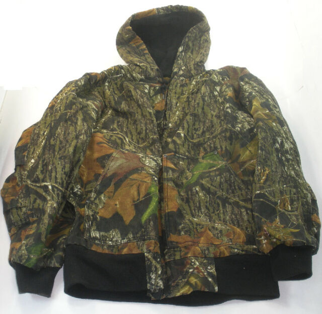 Wolf Mountain 36094-2XL Insulated Mens Jacket 2Xlarge Mossy Oak Camo 17924