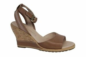 Details about Timberland Earthkeepers Maeslin Cork Womens Leather Sandals 27679 B11B