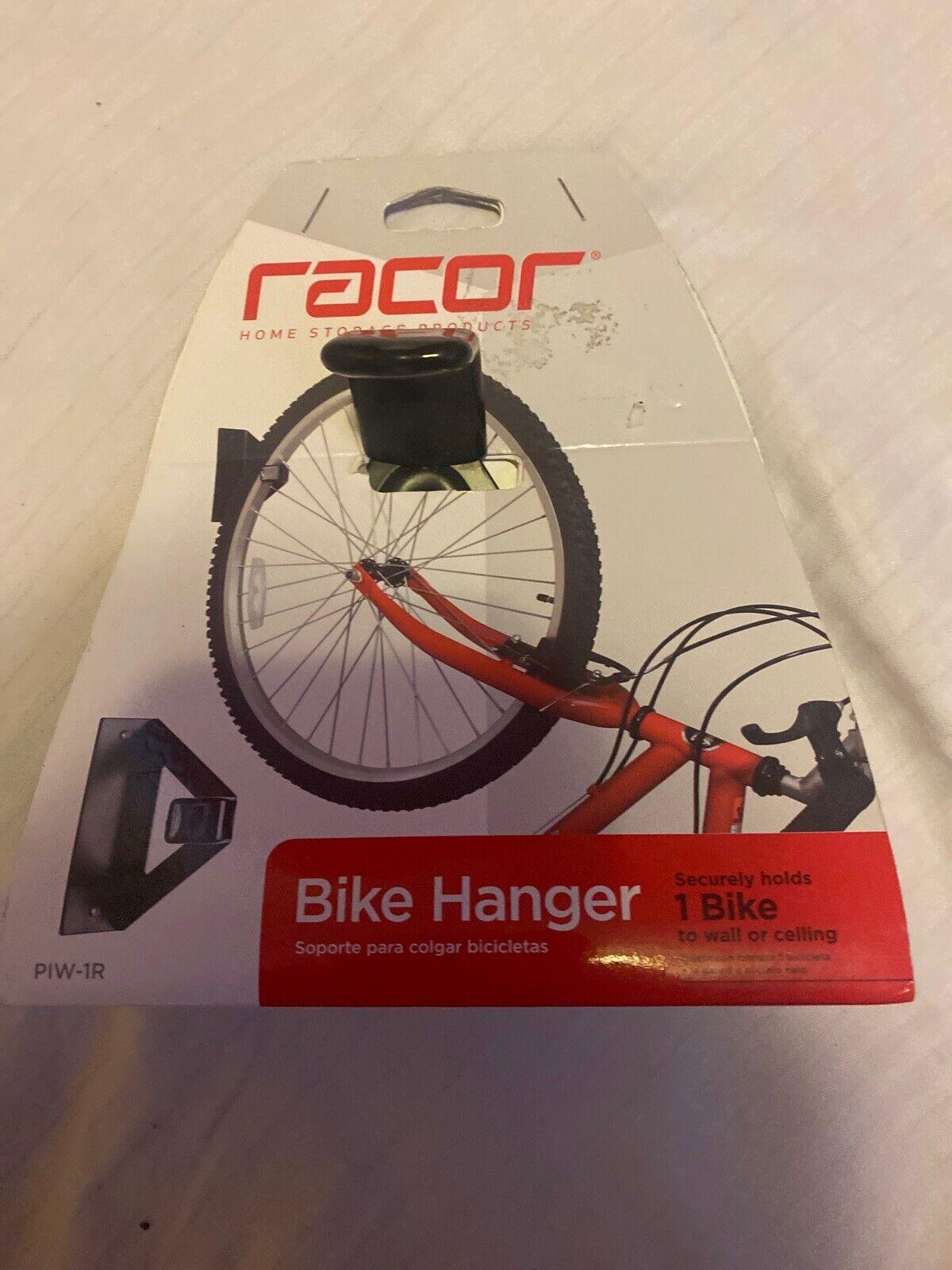 Racor PIW-1R//PIW-1W Pro Wall-Mount Bike Hanger