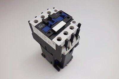 1PC NEW FITS LC1-D3201 AC CONTACTOR 32A  220V AC 50//60HZ