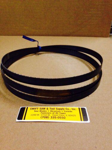 98.5 (8'2.5) X 1/2 X .025 X 10T CARBON BAND SAW BLADE DISSTON USA
