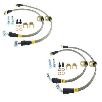 Stainless Steel StopTech 950.35500 Brake Line Kit