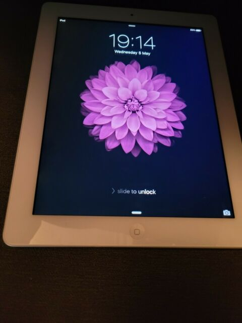 Apple iPad 2 16 Go Wi-Fi 9.7 in (environ 24.64 cm) Blanc