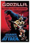 Godzilla Mothra and King Ghidorah 0043396100145 DVD Region 1