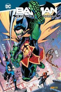 BATMAN: IM ZEICHEN DER FLEDERMAUS HC lim.333 Ex VARIANT-HARDCOVER Gotham Nights