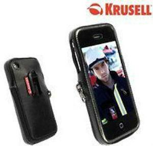 Krusell-Multidapt-Ledertasche-Huelle-Leder-Tasche-Etui-Apple-iPhone-3G-3GS-4-4S