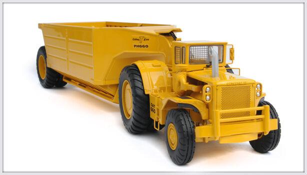 Caterpillar 660 Coal Hauler By CCM [Classic Const. Modells)