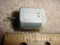 Small Dc Electric Motor 12- 24 Vdc 5800 Rpm 15 G-cm M35