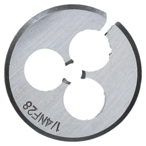"""Filière impériale UNF de 38mm en acier au tungstène de 1//2/"""" 3//4/"""""""