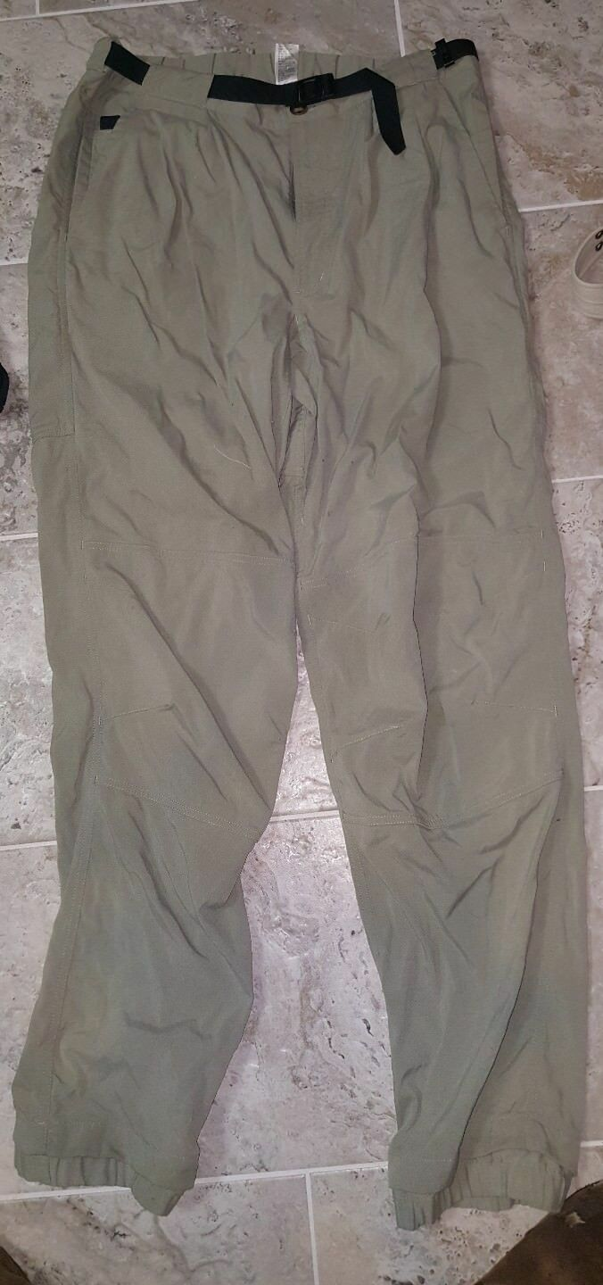 The North Face Men's Hiking Pants Size  Large MSRP  140 LOOK     very popular