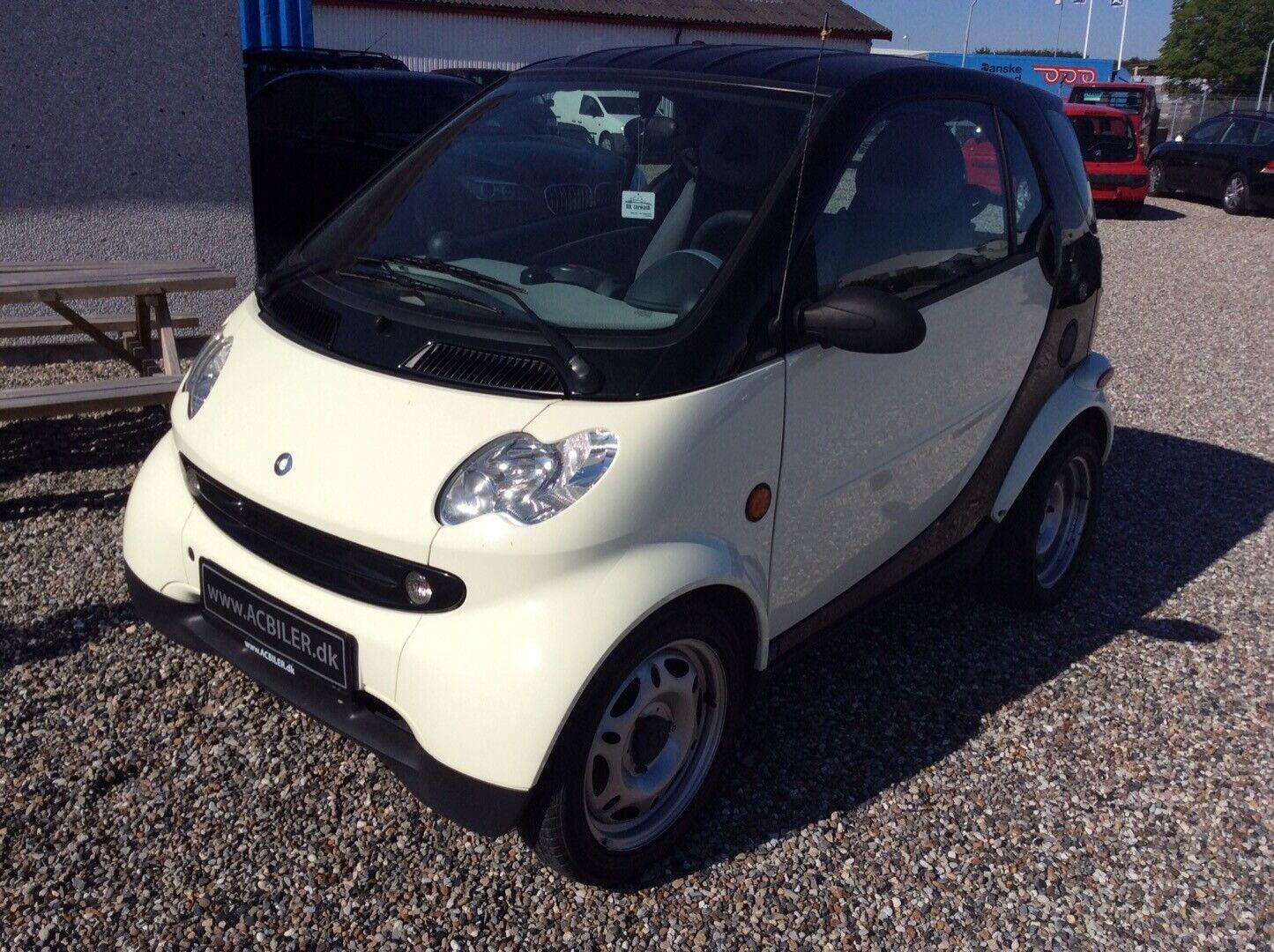 Smart Fortwo Coupé 0,8 CDi 41 Passion aut. 3d