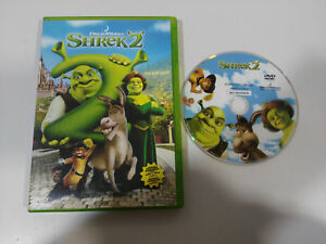 Shrek 2 Dvd Extras Espanol Ingles Dreamworks Regiones 2 4 Ebay