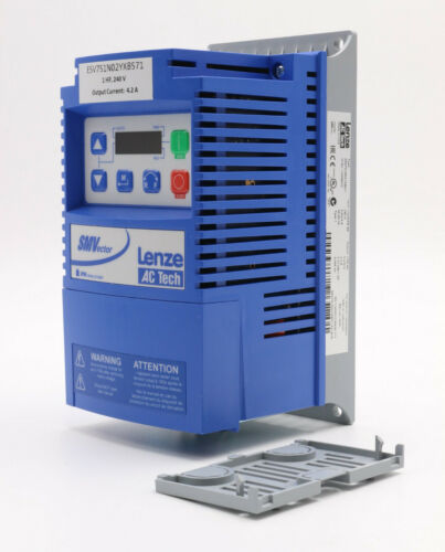 Single or Three Phase Input 200//240 V VFD Variable Frequency Drive 1 HP Max.