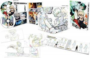 Nuevo-Boku-no-mi-heroe-Academia-3rd-Vol-8-Edicion-Limitada-Blu-Ray-CD-booklet-Japon