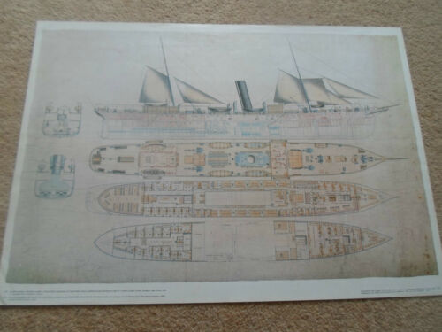 Print Wall Hanging Grand Duke Constantine+Alexis Russian Sm Navigation 1890