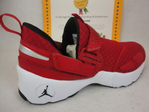 f1003fb96949 Image is loading Nike-Jordan-Trunner-LX-Gym-Red-Black-White-