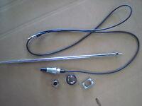 1964,1965,1966 Chevelle,el Camino Reproduction Fender Antenna (correct One)