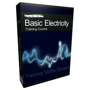 Details about Basic Electricity Electronics Science Electrician Training  Guide Course