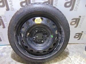 PROTON-SAVVY-1-2-PETROL-2010-SPARE-WHEEL-105-70-14-4MM-TREAD