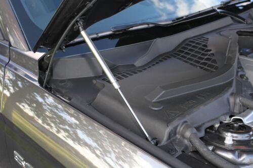 2015-2017 Ford Mustang Bolt-in Hood Quick LIFT ELITE System Gas Strut Shocks