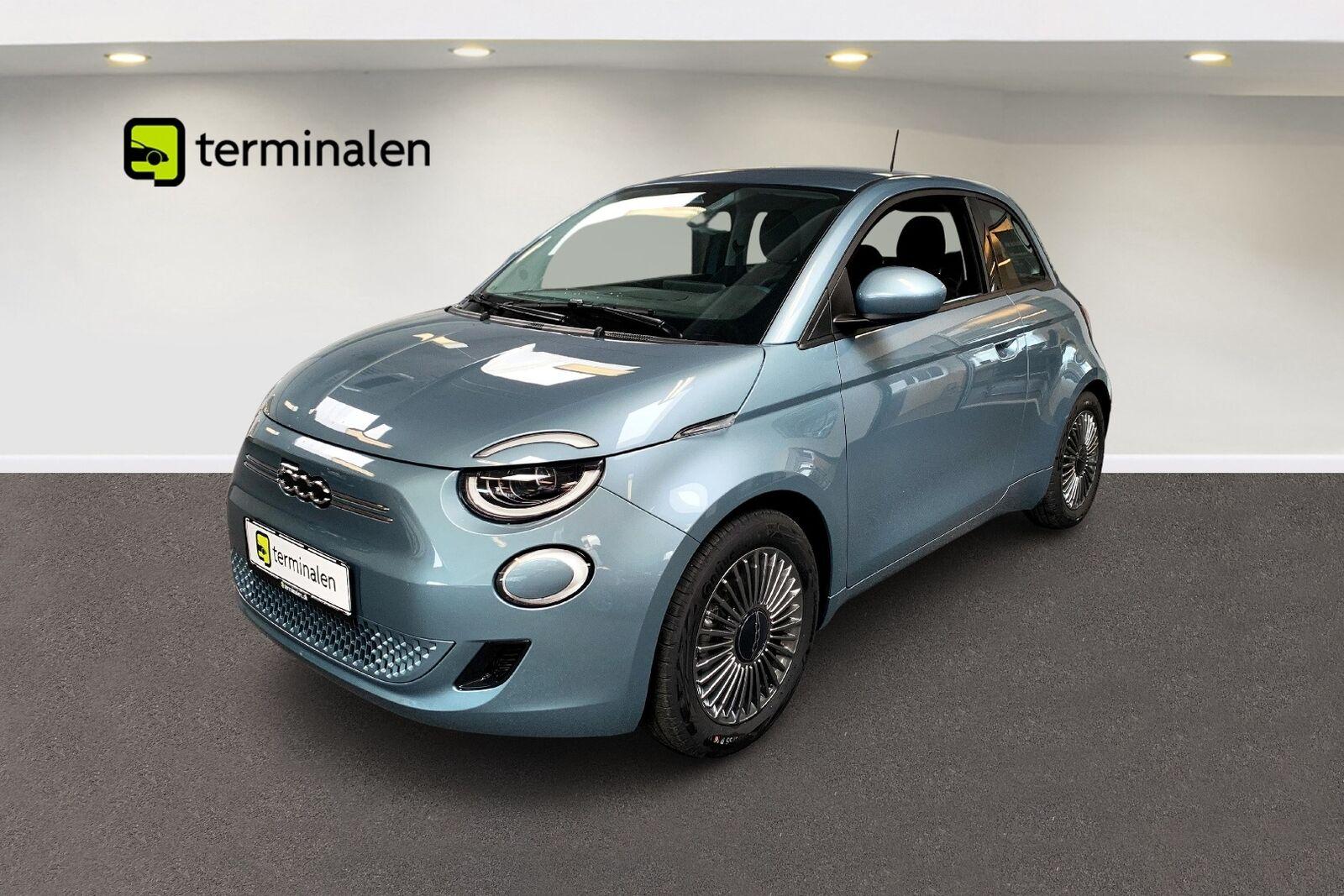 Fiat 500e  Icon 3d - 214.800 kr.