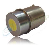 White 24V High Power LED Ba15S 382 1156 Bulb Marker Sidelight Interior